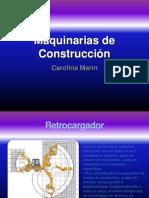 Maquinarias de Construcción
