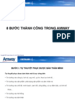 8 Buoc Thanh Cong Trong Amway