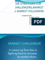 Market Strategies