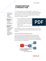 PIP for Oracle Product Hub DataSheet