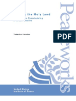 Healing the Holy Land-Interreligious Peace Building in Israel-Palestine-Yehezkel Landau