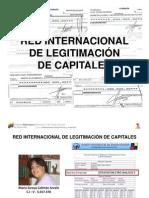 Red Internacional Legitimación de Capitales