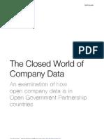 OGP Company Data Report