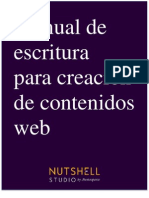 Manual de Escritura Web