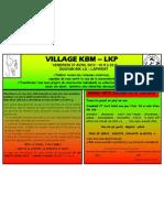 VILLAGE KBM-LKP