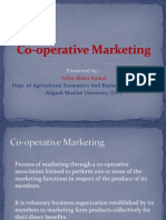 Co-Operative Marketing Ppt