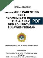 Proposal Parenting Skill