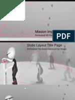 PowerPoint Template Animated - Missão Impossível