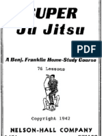 77838255 Super Ju Jutsu a Benj Franklin Home Study Course Nelson Hall Company 1942