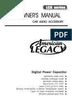 Legacy LCA-120-240-160-280-500