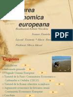 Integrarea economica europeana