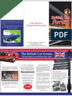 Forum Brochure Concept