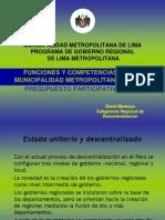 Funciones y Competencias MML