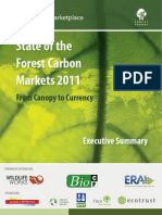 State of Forest Carbon Markets 2011