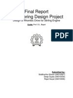 Stirling Engine Report
