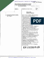 El Chapo Guzman Indictment 4-11-12