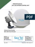 Seatel Dac 2202 Operator