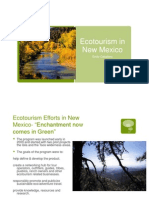 Eco Tourism in New Mexico