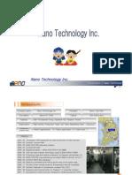 22 Nano Technology Introduction