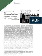 Hermafroditas Con Actitud