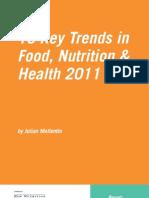 10 Key Trends in 2011