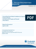 Prudential Texas Market Update [SF]_TX_FRISCO