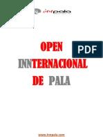 Open Innternacional Comunicado Prensa