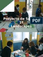 proyecto 1º landscapes