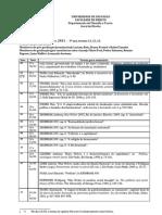 Programa de Sociologia Jurídica (2011)
