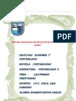 Normas Tri but Arias- Expo Sic Ion de Carlos ad II