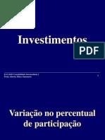 Investimentos - 3 Jorge