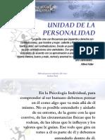 Unidad de La Personal Id Ad