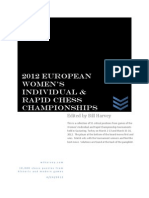2012 European Women's Individual & Rapid Chess Championships