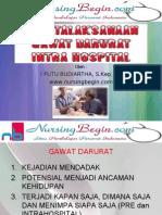 Penatalaksanaan Gawat Darurat Intra Hospital