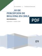 Estudio de Percepcion de Bullying en Chile