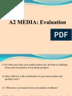 A2 MEDIA Final Evaluation 5