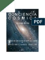 Conciencia COSMICA