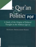 The Quran and Politics 0001