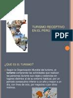 TURISMO RECEPTIVO EN EL PERÚ