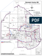 Hennepin County Commissioner districts