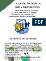 La Responsabilidad Social de Las Instituciones y Organizaciones