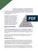 Pyramid Des Besoins