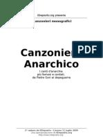 Canzoniere anarchico