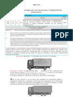 Trafico Manual Masas y Dimensiones de Vehiculos de Trasnporte y Transportes Especiales