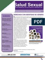 Boletín Salud Sexual Nº 11 - Programa Salud Sexual y Procreación Responsable de la Nación