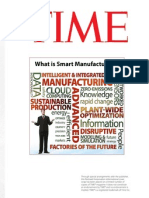 Time Magazine What is Smart Manufactuing