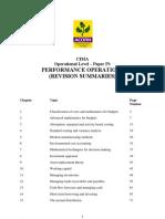 P1 Revision Summaries