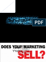 Does Your Marketing Sell - The Secret of Effective Marketing Communication