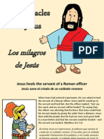 Los milagros de Jesús  - The Miracles of Jesus