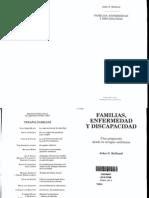 John S. Rolland - Familas, Enfermedad y Discapacidad (Caps 1 y 2)